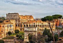 roma sette colli