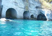 ponza grotte